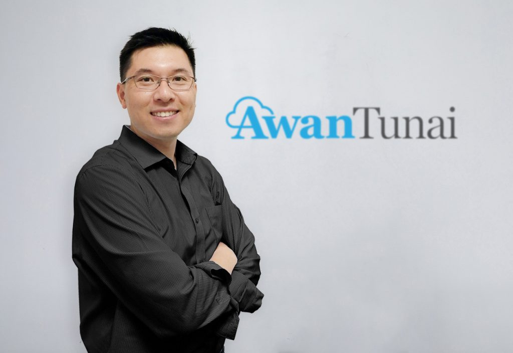 Dino Setiawan, CEO and co-founder of AwanTunai