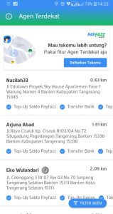 Agen Terdekat (Nearby Agents) Landing Page