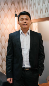 Jefriyanto Jefriyanto, co-founder and CPO at Payfazz