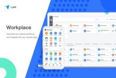 Lark Workplace feature offering integration with other applications