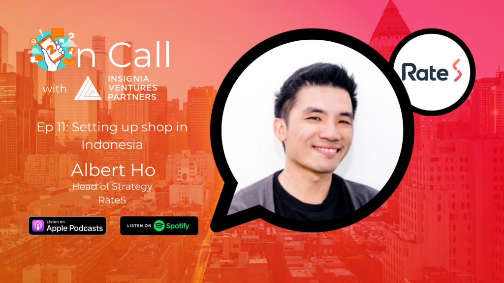 On Call with RateS Head of Strategy Albert Ho