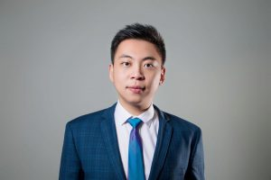 Sam Yang, Strategic Investment Manager of JD Digits, the technology and financial services arm of JD.com