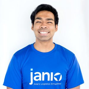 Nathaniel Yim, co-founder and head of marketing at Janio Asia