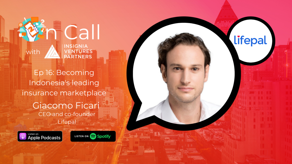 Becoming Indonesia's leading insurance marketplace: Lifepal CEO and co-founder Giacomo Ficari