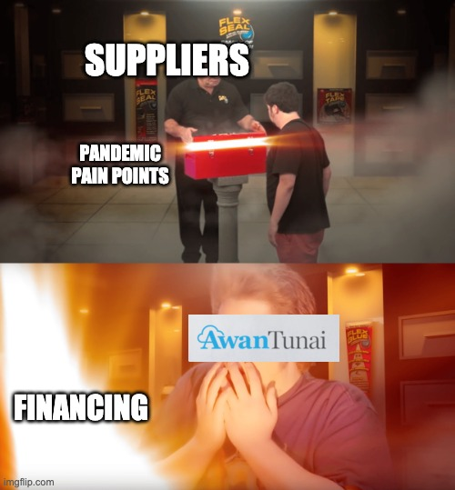 When the pandemic gives you pain points, turn it into valuable products