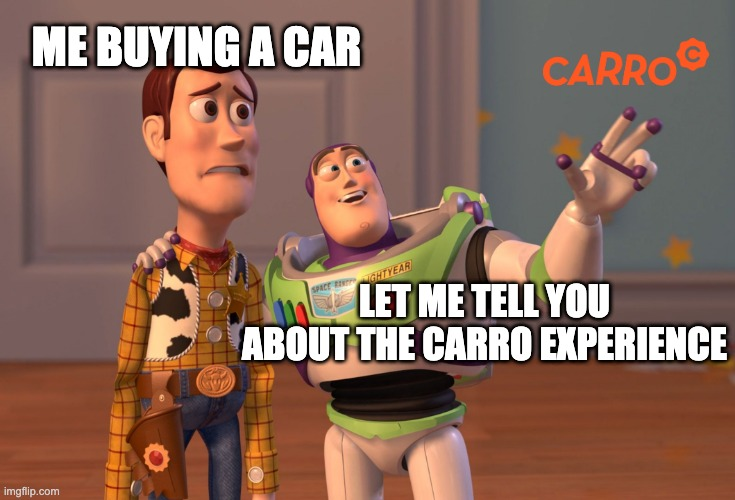 To all those buying a car